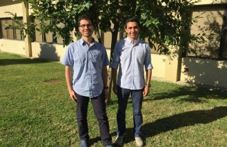 Estudiantes crearon empresa que venderá plantas de paulownia en Chile