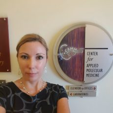 Carolina Garris - Lawrence J. Ellison Institute