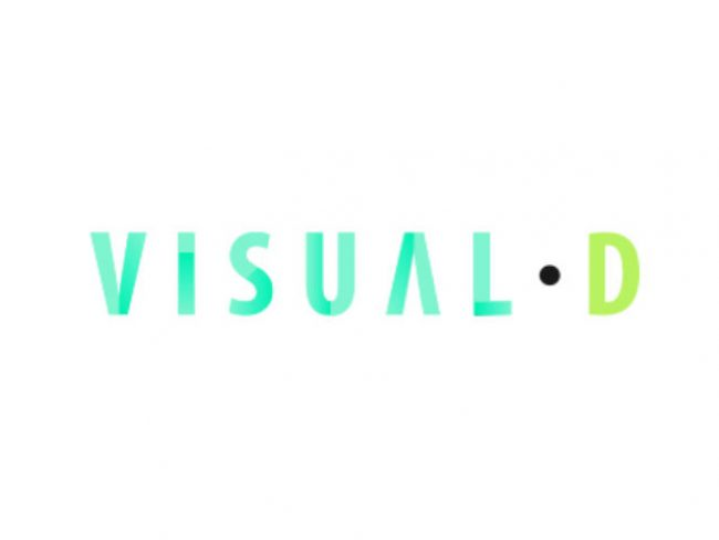 Visual D Logo