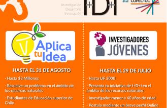 Atención investigadores jóvenes: abierto concurso de Fundación Copec-UC para proyectos I+D