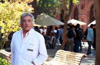 Académico Romilio Espejo ganó el Premio Nacional de Ciencias Aplicadas y Tecnológicas