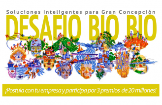 """Concurso """"DESAFÍO BIO BIO, Soluciones Inteligentes para Gran Concepción"""""""