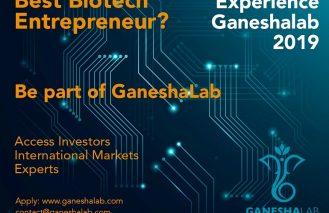 GaneshaLab acceleration program 2019