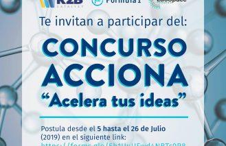 Concurso ACCIONA 2019 «Acelera tus ideas».
