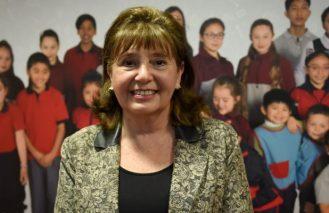 Dora Altbir, especialista en nanociencia y nanotecnología, recibe el Premio Nacional de Ciencias Exactas