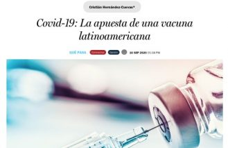 [Opinión] Covid-19: La apuesta de una vacuna latinoamericana