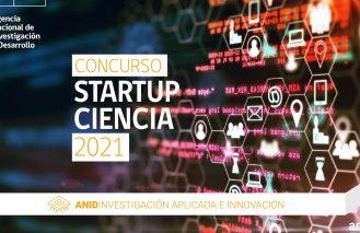 Concurso Startup Ciencia, Año 2021